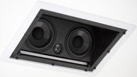 arandela caixa som embutir gesso angulada loud lht-80 unid