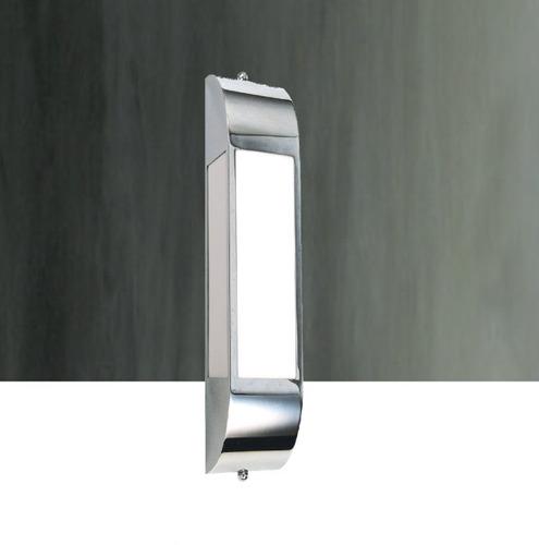 arandela luminária moderna camarim parede 40x9 p389 gda