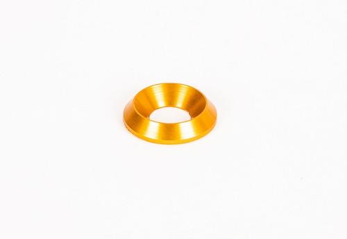 arandela portarodamiento para karting color dorado