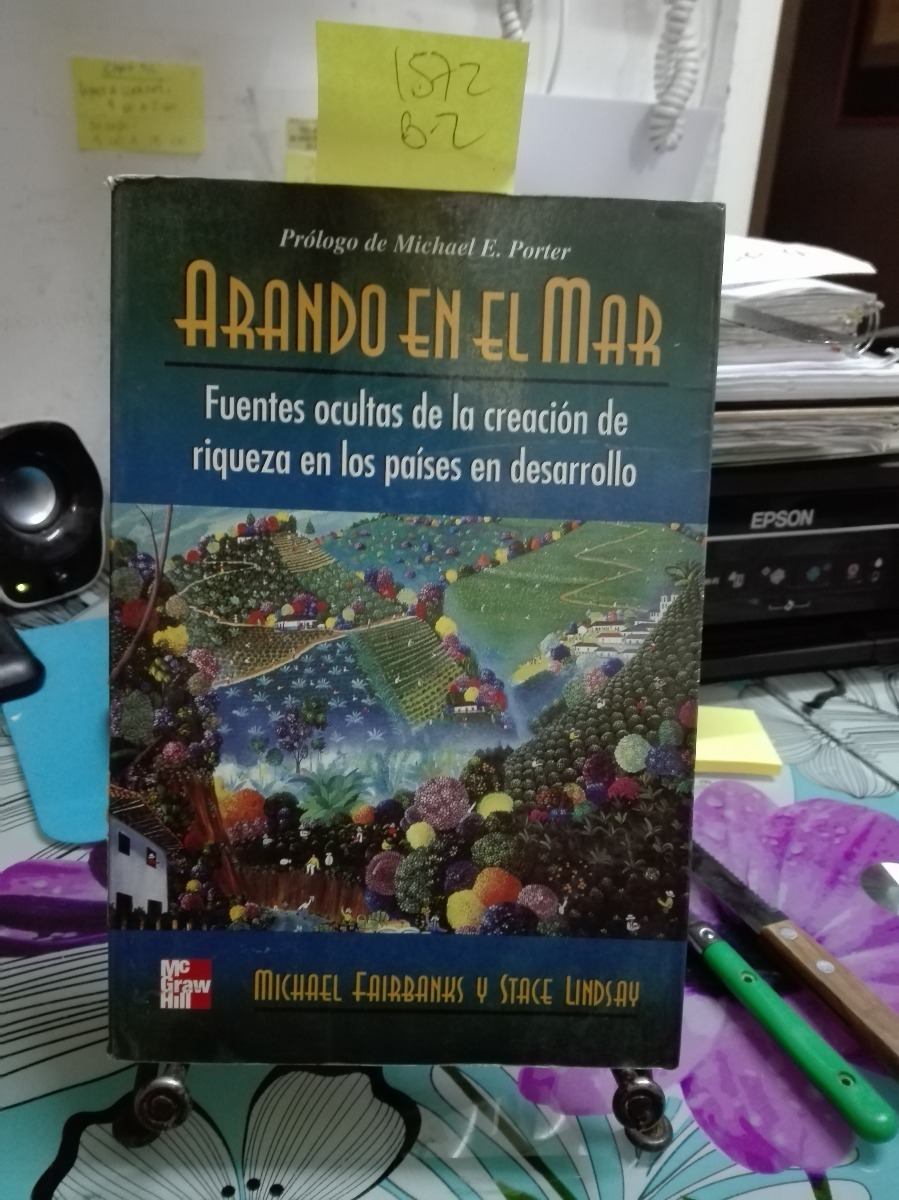 libro arando en el mar michael fairbanks