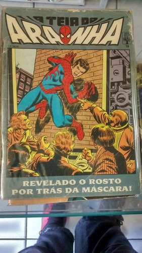 aranha marvel comics