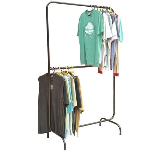 arara de roupas para closet loja suporte altmayer al-116