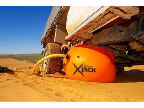 arb 72x10 orange bushranger x-jack kit