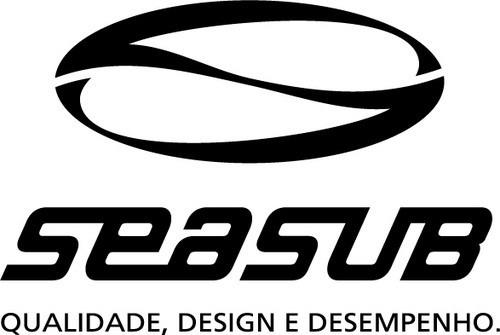 arbalete arpão seasub divecom elite premium 100 cm 20mm mega