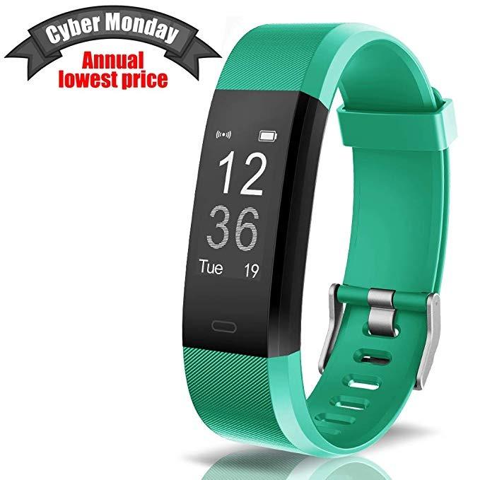 6aebfe7c37a Arbily Fitness Tracker Activity Tracker Reloj With Heart Rat ...