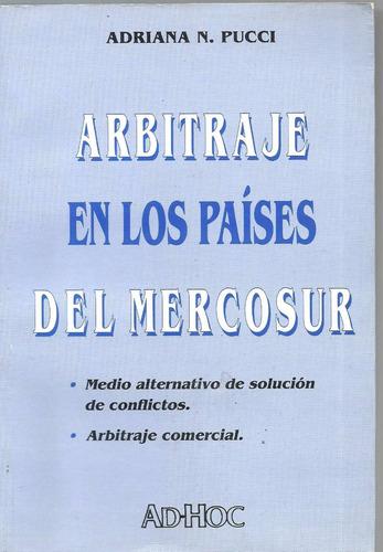 arbitraje en los paises del mercosur  - pucci dyf