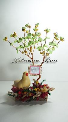 Arbol Arbolito De La Vida Grande Souvenirs Decoración 120