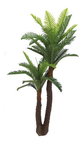 árbol artificial helecho 1.40 altura j18 green line c/envío