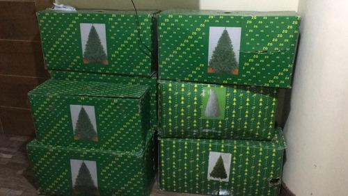 árbol ciprés verde 2.10 mts !!!