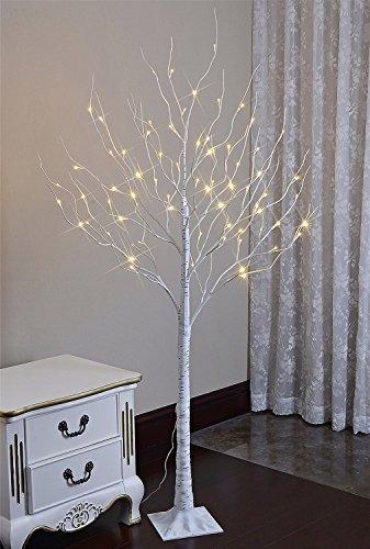 árbol Con Luces De 72 Led Decoración Para Casa Bodas