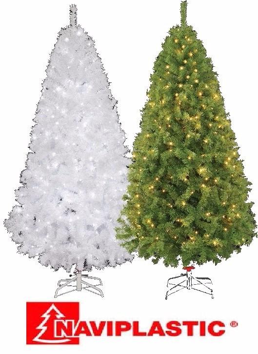 arbol d navidad artificial vermont 260 luces led 190 mts - Arbol De Navidad Artificial