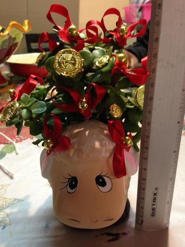 arbol de abundancia navideño