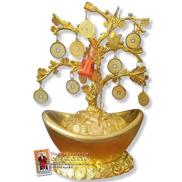 Arbol de la abundancia feng shui grande en - Feng shui prosperidad ...