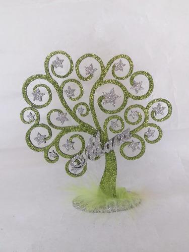 árbol de la vida centro de mesa personalizado
