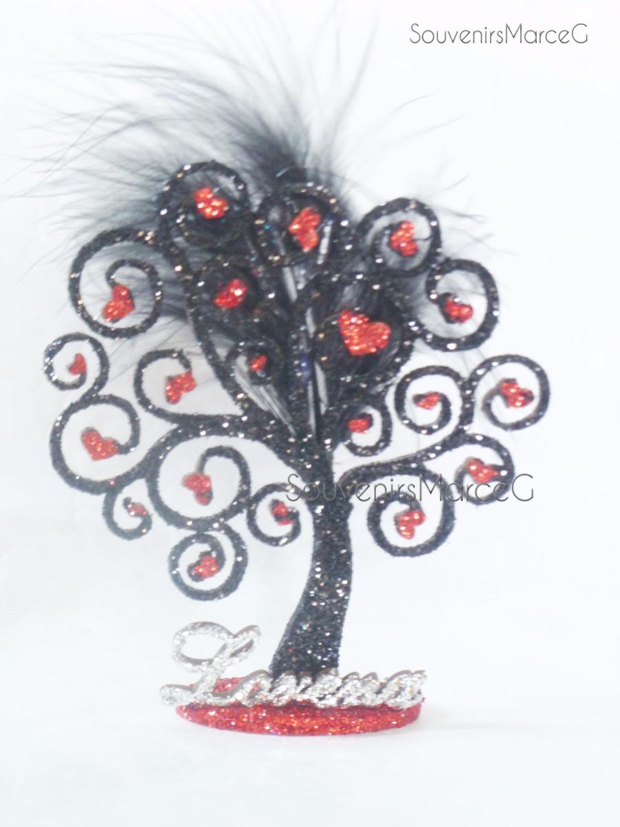 árbol De La Vida Con Estrellas Y Corazones Souvenir 4000 En