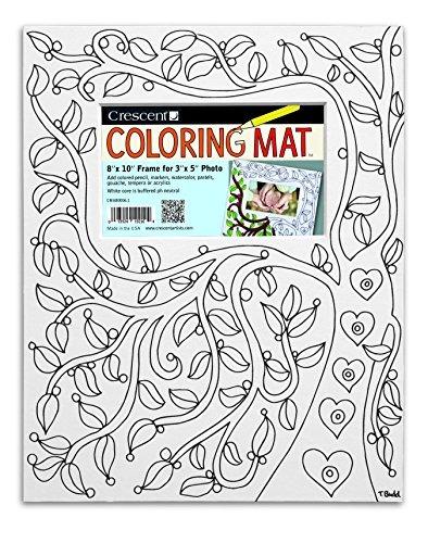 Árbol De La Vida Para Colorear Mat - 8 X 10 ! - $ 117.185 en Mercado ...