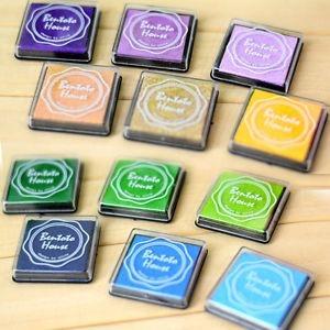 arbol de la vida tinta para sellos 20 colores almohadillas