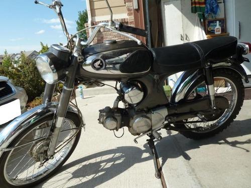 arbol de levas moto honda s-sl-90 (clasico)