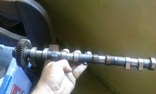 arbol de levas toyota corolla carburado motor 1 6