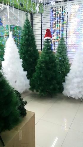 arbol de navidad 1,8 m con envio gratis !!!!!!