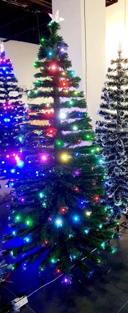 451b5aa9e89bf Árbol De Navidad 180cm Luz Led Multicolor -   266.666 en Mercado Libre