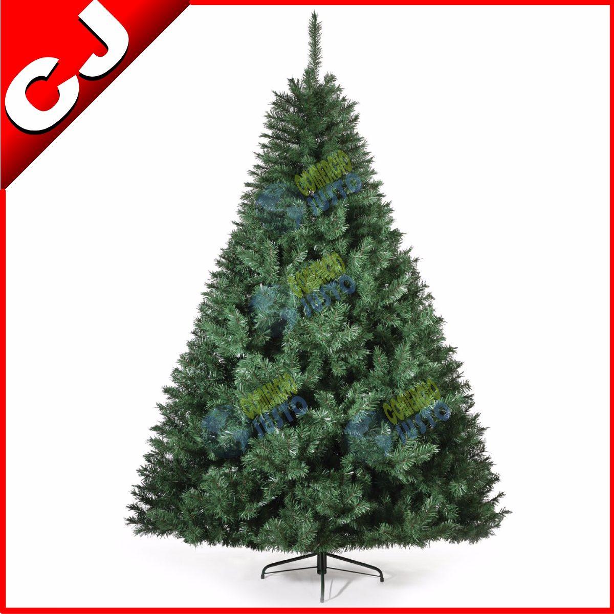 Arbol de navidad 190 verde chestnut pino artificial pachon - Arbol artificial de navidad ...