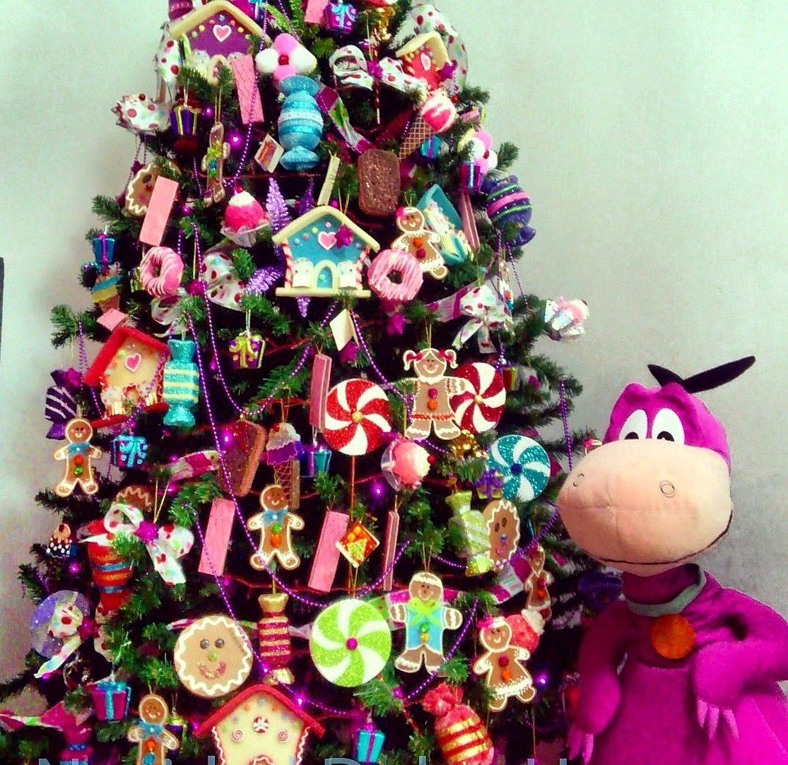 Arbol de navidad 2017 adornos de colores para el arbol for Adornos navidenos para el arbol