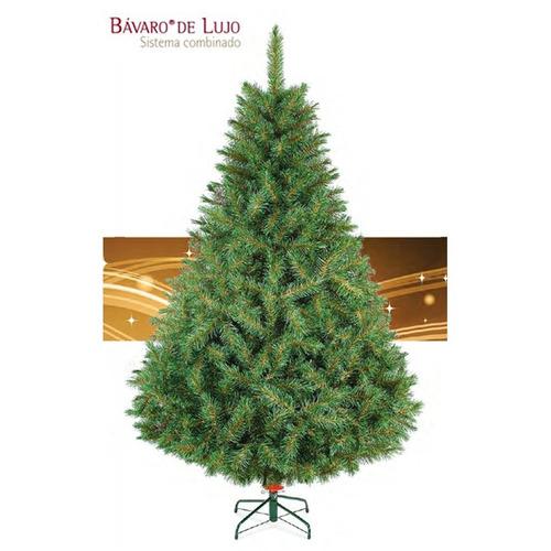 arbol de navidad artificial bavaro de lujo 300cm 31792
