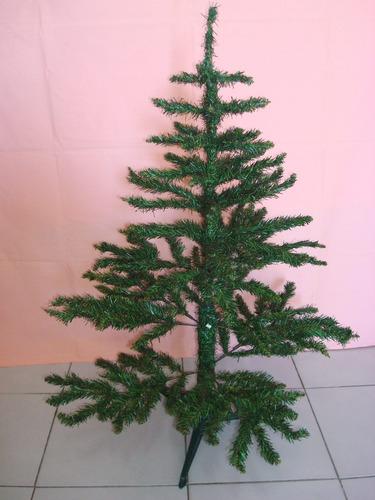 árbol de navidad canadiense encastrable de 1 metro de alto!!