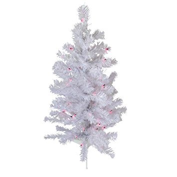 rbol de navidad cc pie blanco iridiscente de pino artifi