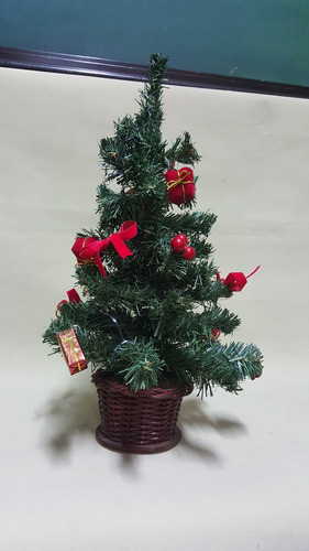 árbol de navidad de mesa u.s.a.