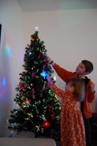 arbol de navidad fibra optica 1.80 m multicolor envio gratis