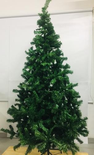 arbol de navidad frondoso de lujo 180cm - 620 ramas