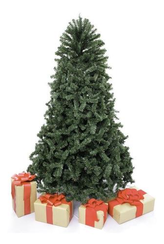árbol de navidad monterrey verde 2mts
