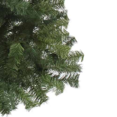 arbol de navidad naviplastic monarca de lujo verde 175cm alt