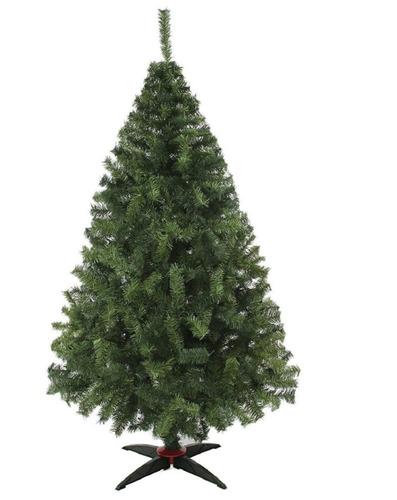 arbol de navidad naviplastic verde 220cm artificial pino