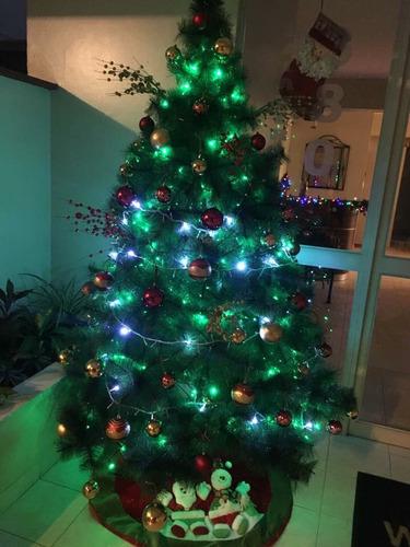 árbol de navidad pino rama x rama coposo 1,2 1,5 1,8 2,1 m