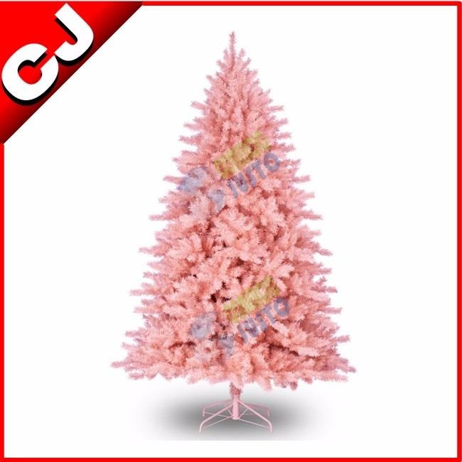 Arbol de navidad rosa 190 cm monarca envio inmediato - Arboles de navidad rosa ...