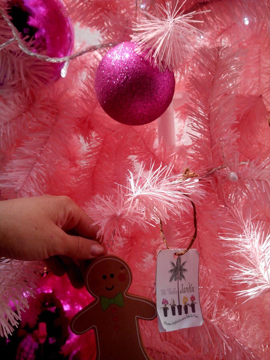 Arbol de navidad rosa 2 en mercado libre - Arboles de navidad rosa ...
