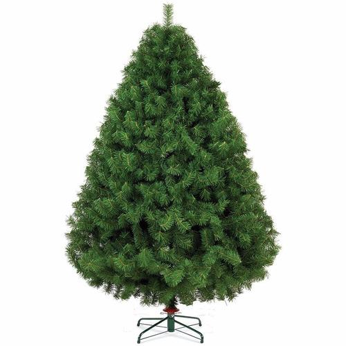 arbol de navidad sierra pino pachon voluminoso 1.9m verde