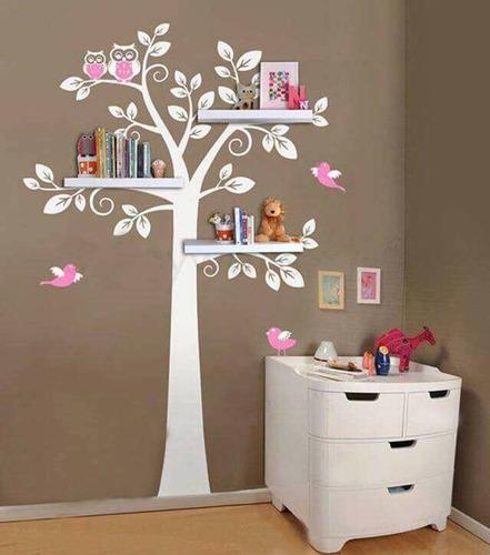 árbol de vinilo para la pared, de 1.50x1.07