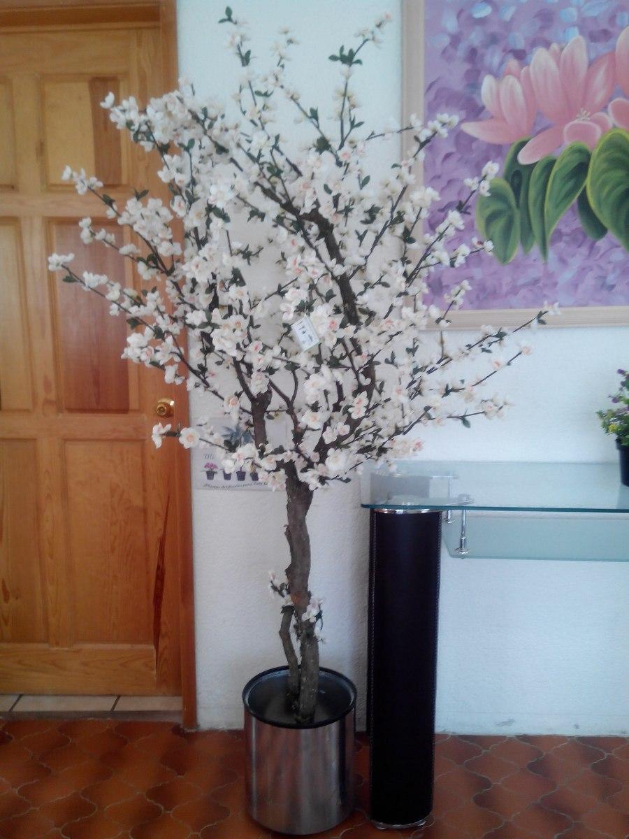 Arbol flor de durazno vbf 4 en mercado libre for Arboles decorativos para jardin