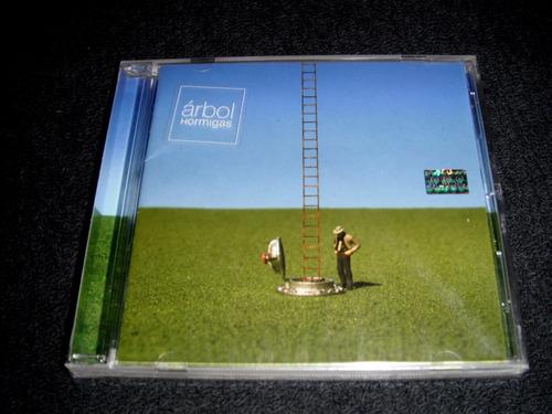árbol - hormigas (2007) cd nuevo sellado!
