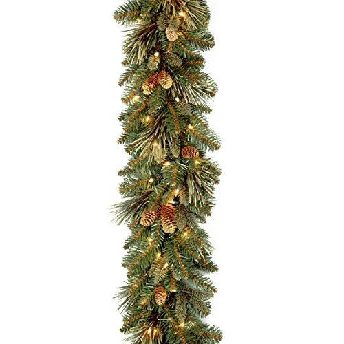árbol nacional 9 pie por 10 pulgadas de carolina del pino d