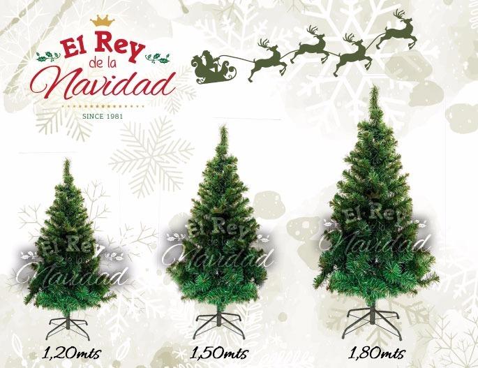 Arbol Navidad 1,80mt Canadiense Premium Tupido Patas Metal - $ 2.250 ...