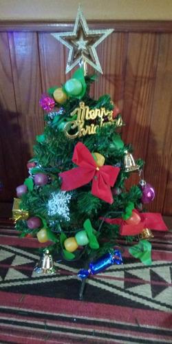 arbol navidad adornos