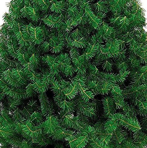 arbol navidad artificial verde voluminoso pachon 2m sierra