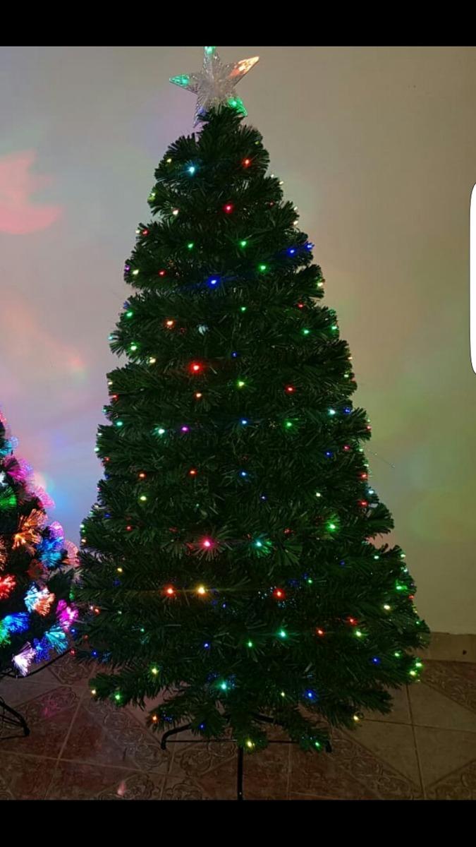 Arbol navidad con bluetooth y luces led s 355 00 en mercado libre - Luces led arbol navidad ...