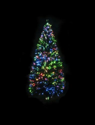 arbol navidad fibra optica 1.80
