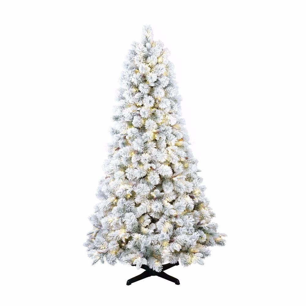 52ff432367f Arbol Navidad Nevado – Madebymcl